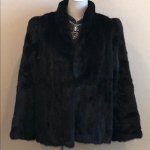 Fur by Del Conte's Mink Coat